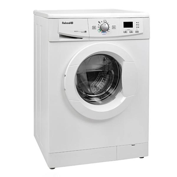 فروش نقدی و اقساطی ماشین لباسشویی آبسال مدل REN5207 ظرفیت 5 کیلوگرم