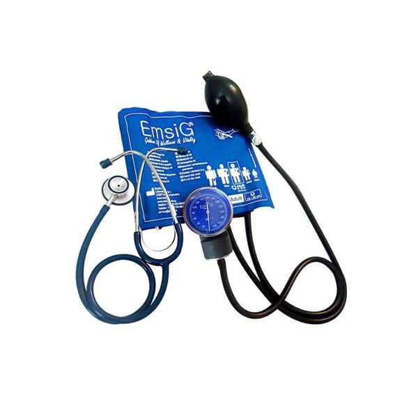 فروش نقدی و اقساطی فشار سنج عقربه ای امسیگ مدل S-P90 کد S90