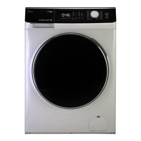 فروش نقدی و اقساطی ماشین لباسشویی جی پلاس مدل GWM-K946S ظرفیت 9 کیلوگرم