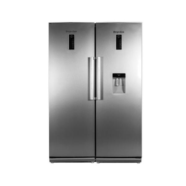 فروش نقدی و اقساطی یخچال و فریزر دوقلو دیپوینت مدل D5i