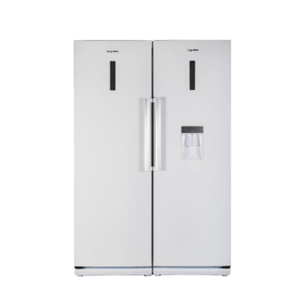 فروش نقدی و اقساطی یخچال و فریزر دوقلوی دیپوینت مدل D4