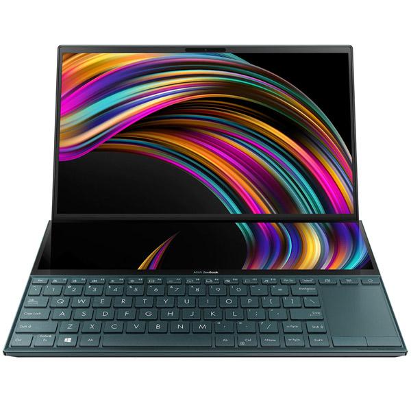 فروش نقدی و اقساطی لپ تاپ 14 اینچی ایسوس مدل ZenBook Duo UX481FLC - AP