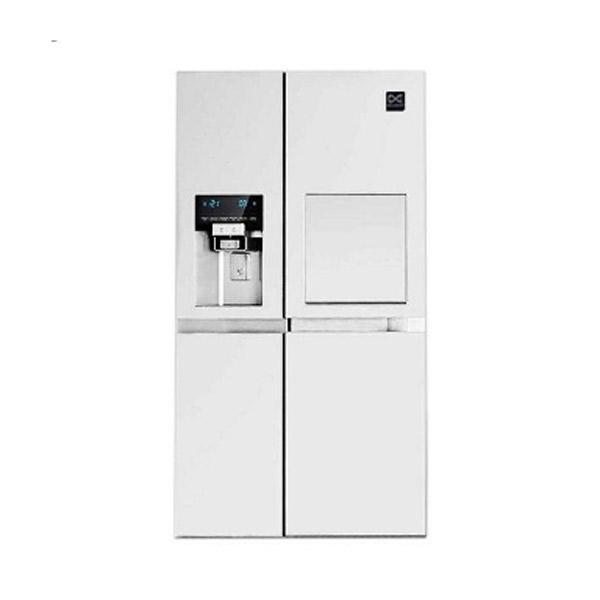فروش نقدی و اقساطی یخچال فریزر ساید بای ساید دوو مدل D2S-3133MW