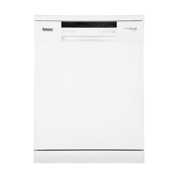 فروش نقدی و اقساطی ماشین ظرفشویی سینجر مدل DWS 15 401U