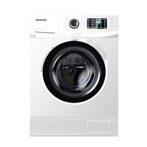 فروش نقدی و اقساطی ماشین لباسشویی دوو مدل DWK-8240 ظرفیت 8 کیلوگرم