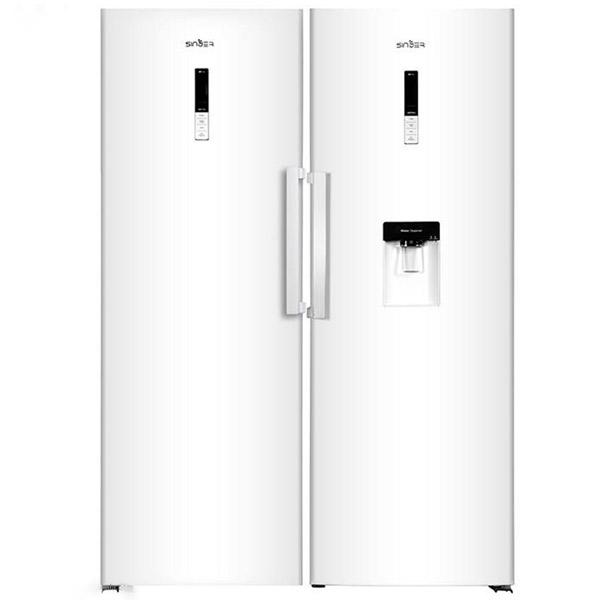 فروش نقدی و اقساطی یخچال و فریزر سینجر مدل RF6099