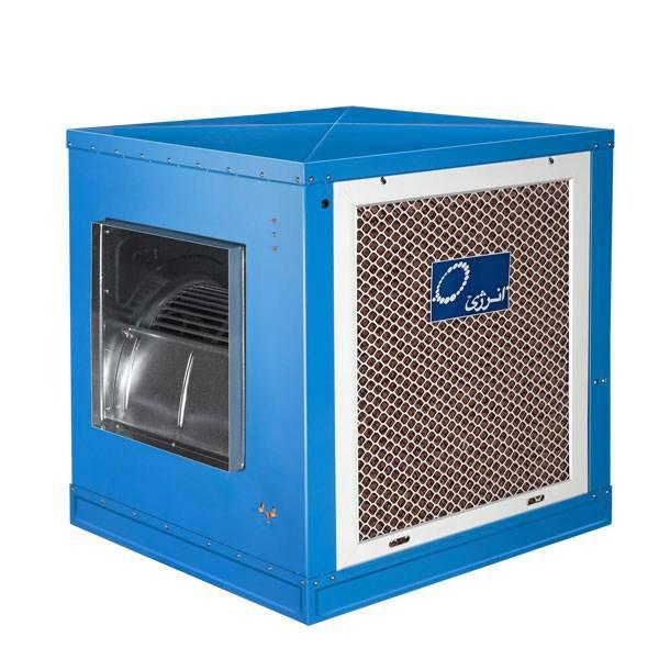 فروش نقدی و اقساطی کولر سلولزی تبخیری انرژی مدل EC0700 هوادهی از بغل