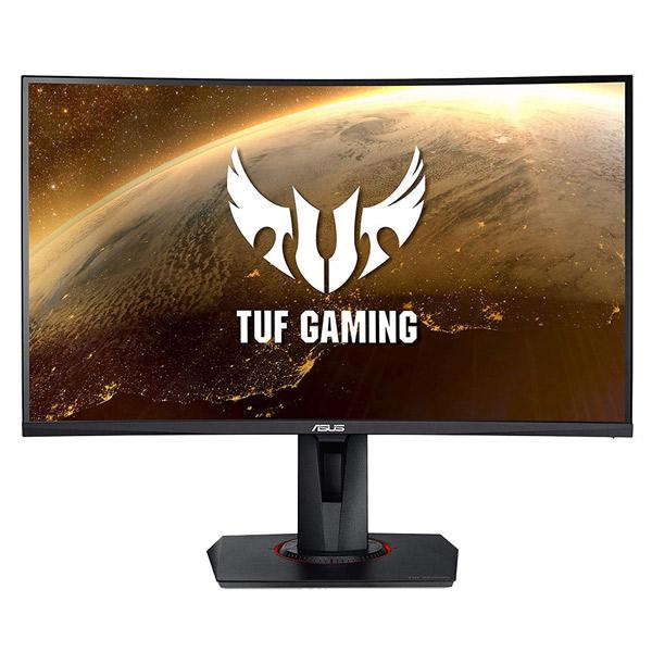 فروش نقدی و اقساطی مانیتور مخصوص بازی ایسوس مدل TUF GAMING VG27VQ سایز 27 اینچ