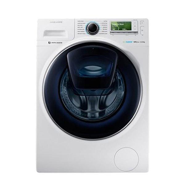 فروش نقدی و اقساطی ماشین لباسشویی اد واش سامسونگ مدل H147W با ظرفیت 12 کیلوگرم