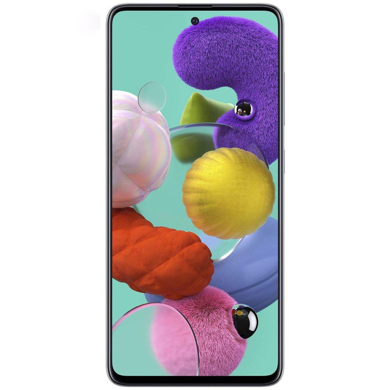 فروش اقساط گوشی موبایل سامسونگ مدل Galaxy A51 دو سیم کارت ظرفیت 128گیگابایت