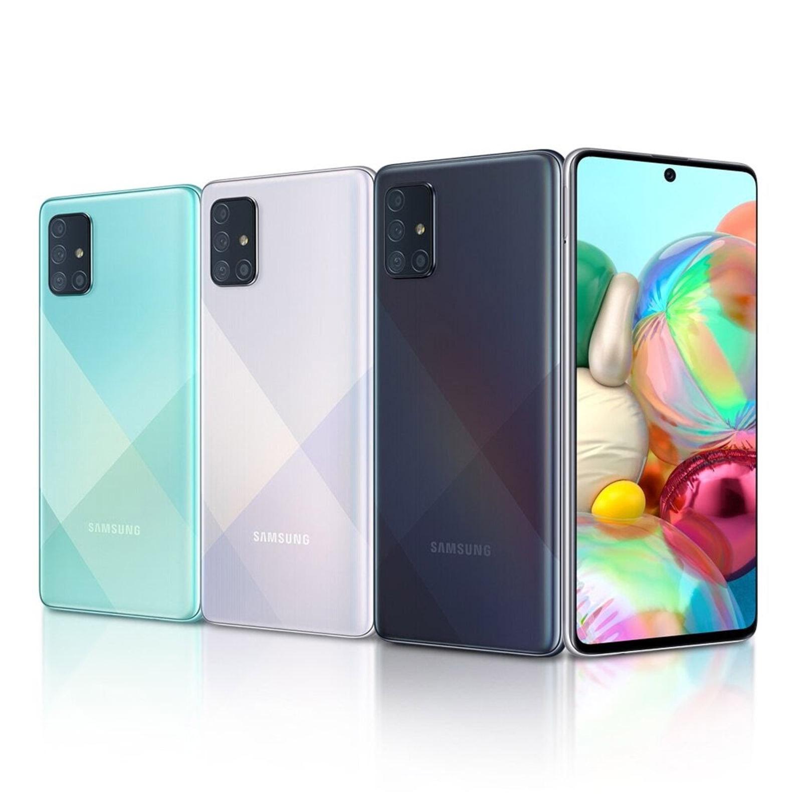 فروش اقساطی گوشی موبایل سامسونگ مدل Galaxy A71 دو سیمکارت ظرفیت 128 گیگابایت با رم 8 گیگابایت