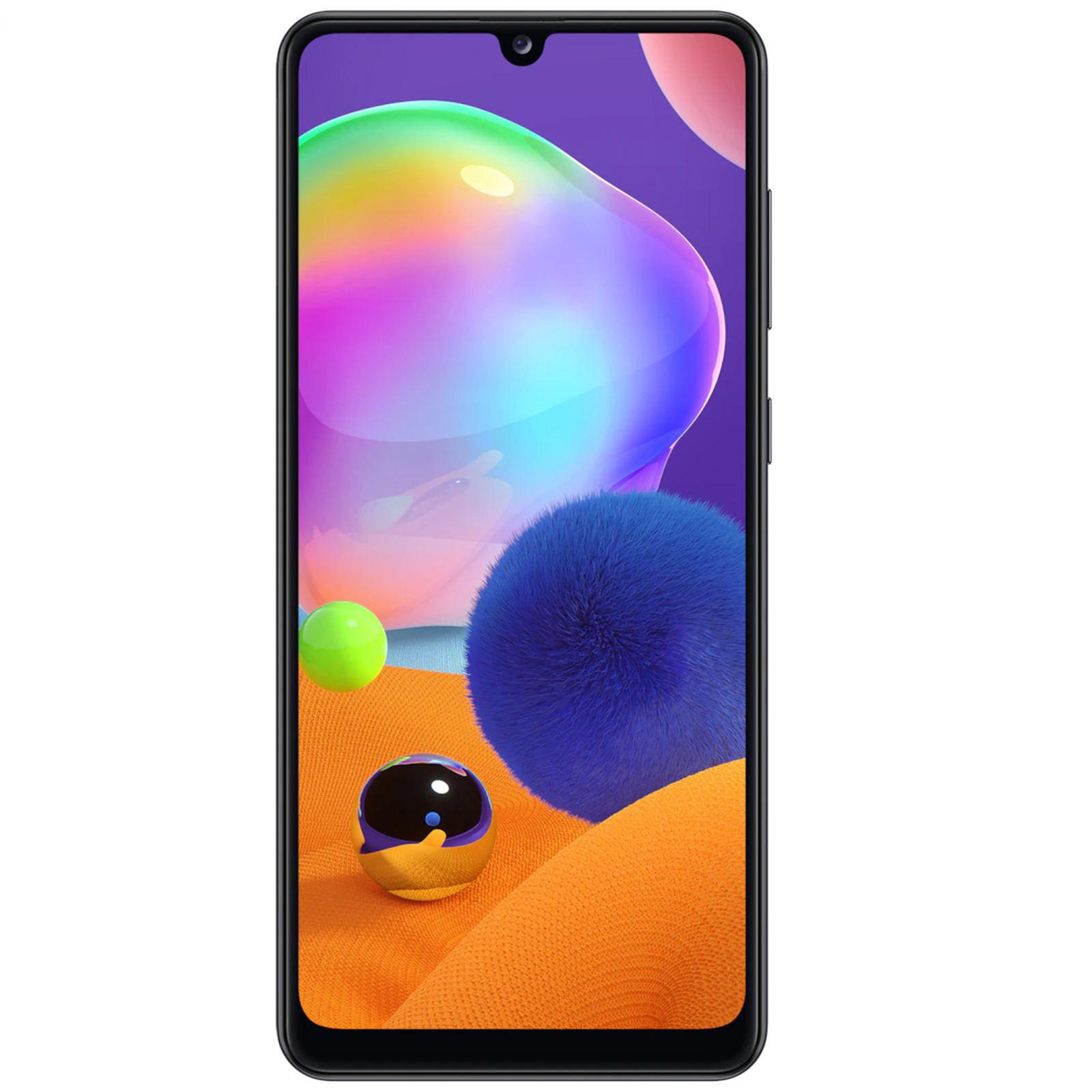 فروش نقدی یا اقسطی گوشی موبایل سامسونگ مدل Galaxy A31 دو سیم کارت ظرفیت 128 گیگابایت
