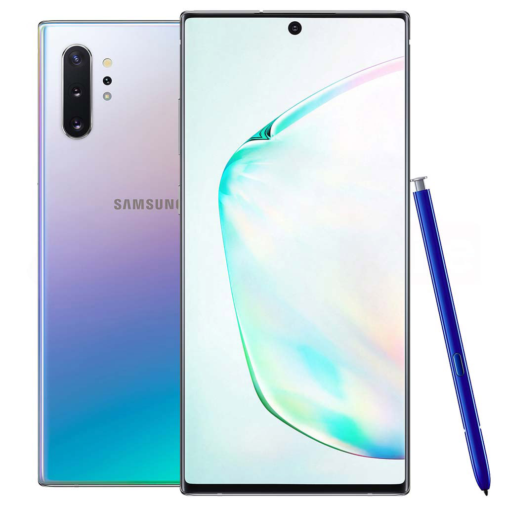 فروش اقساطی گوشی موبایل سامسونگ Galaxy note 10 plus با 256 گیگابایت حافظه داخلی