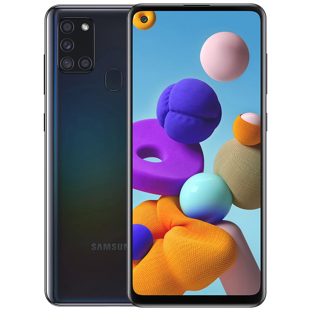 فروش نقدی و اقساطی گوشی موبایل سامسونگ مدل Galaxy A21S دو سیمکارت ظرفیت 64 گیگابایت