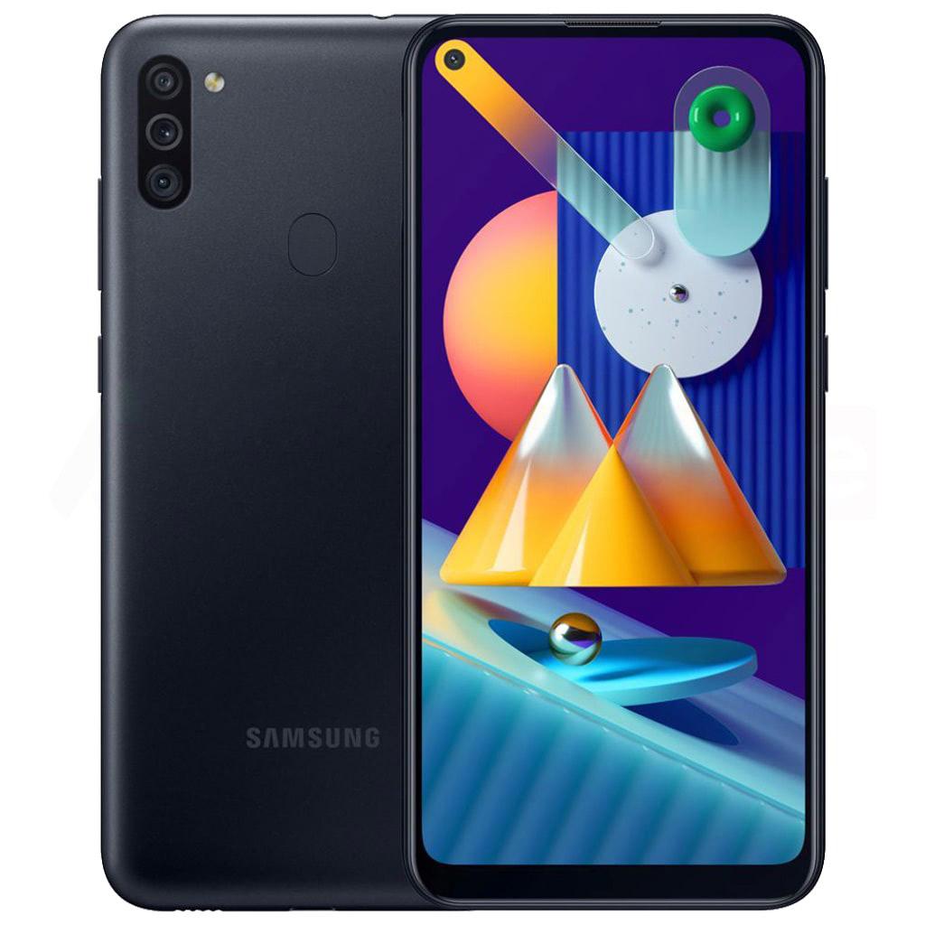 فروش نقدی و اقساطی گوشی موبایل سامسونگ مدل Galaxy M11 SM-M115F/DS دو سیم کارت ظرفیت 32 گیگابایت