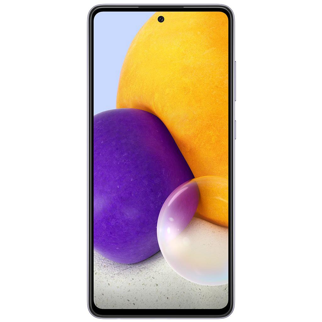 فروش نقدی و اقساطی گوشی موبایل سامسونگ مدل Galaxy A72 ظرفیت ۲۵۶ گیگابایت رم ۸ گیگابایت