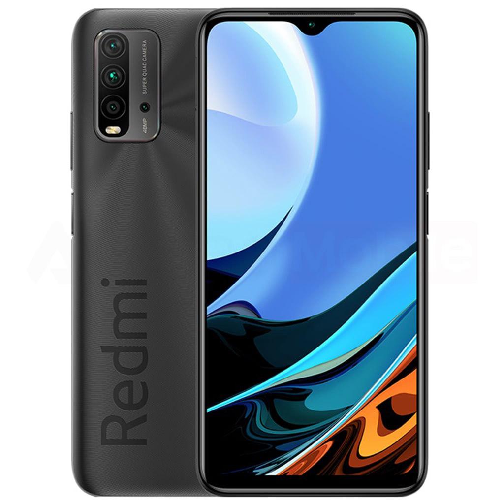 فروش نقدی و اقساطی گوشی موبایل شیائومی مدل redmi 9T M2010J19SG ظرفیت 128 گیگابایت و رم 4 گیگابایت