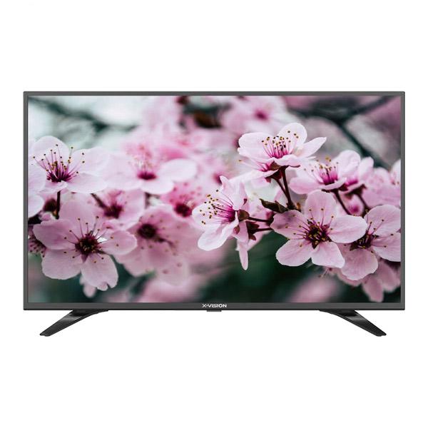 فروش نقدی و اقساطی تلویزیون ال ای دی ایکس ویژن مدل 32XT580 سایز 32 اینچ