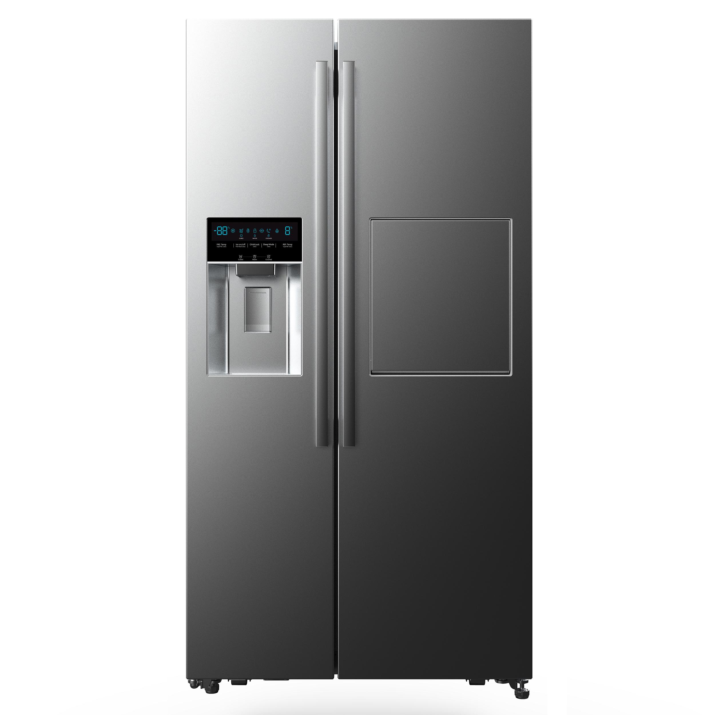 فروش نقدی و اقساطی یخچال و فریز ساید بای ساید دوو مدل D4S-2915SS