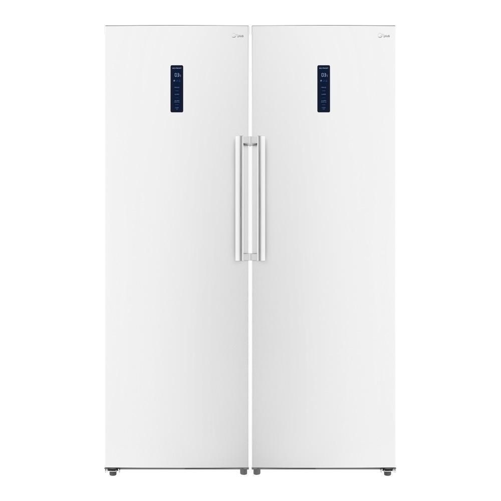 فروش نقدی و اقساطی یخچال و فریزر دوقلو جی پلاس مدل GRF-K214