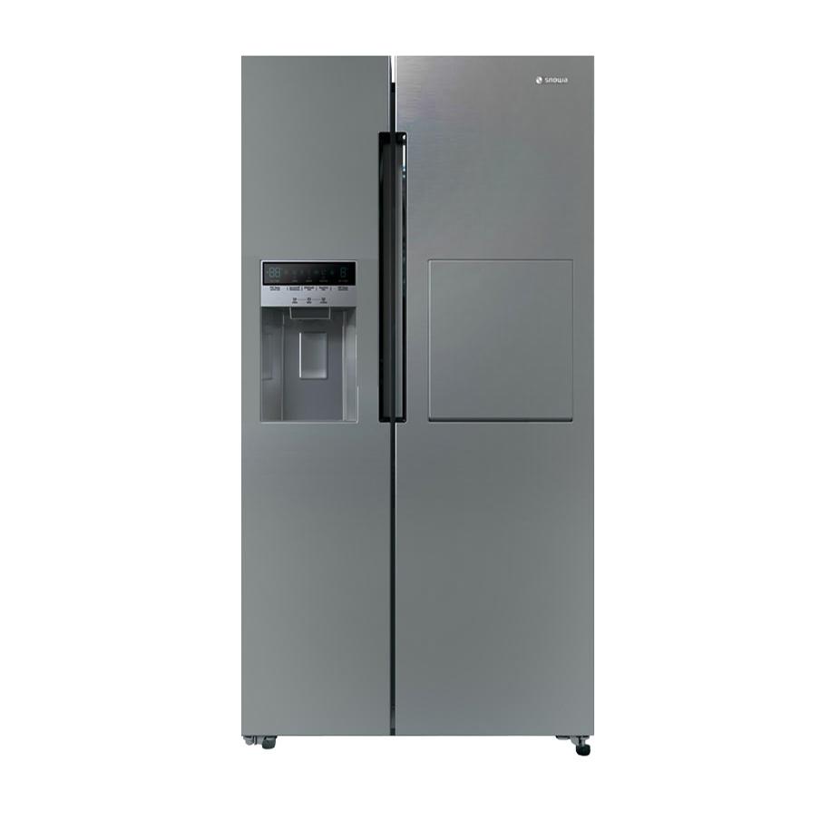 فروش نقدی و اقساطی یخچال و فریزر ساید بای ساید اسنوا مدل S8-2261S