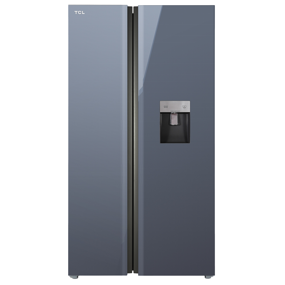 فروش نقدی و اقساطی یخچال و فریزر ساید بای ساید تی سی ال مدل S660-AGD/AWD/ASD/AMD
