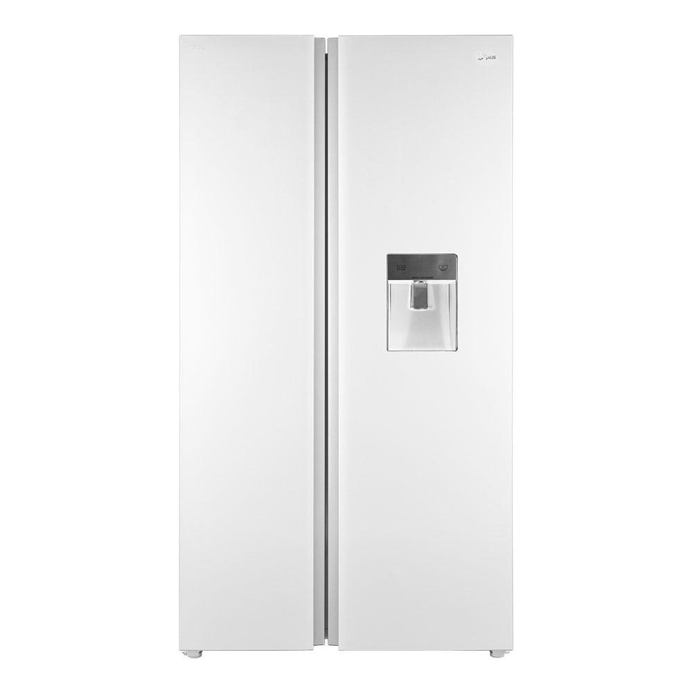 فروش نقدی و اقساطی یخچال و فریزر ساید بای ساید جی پلاس مدل GSS-K723W