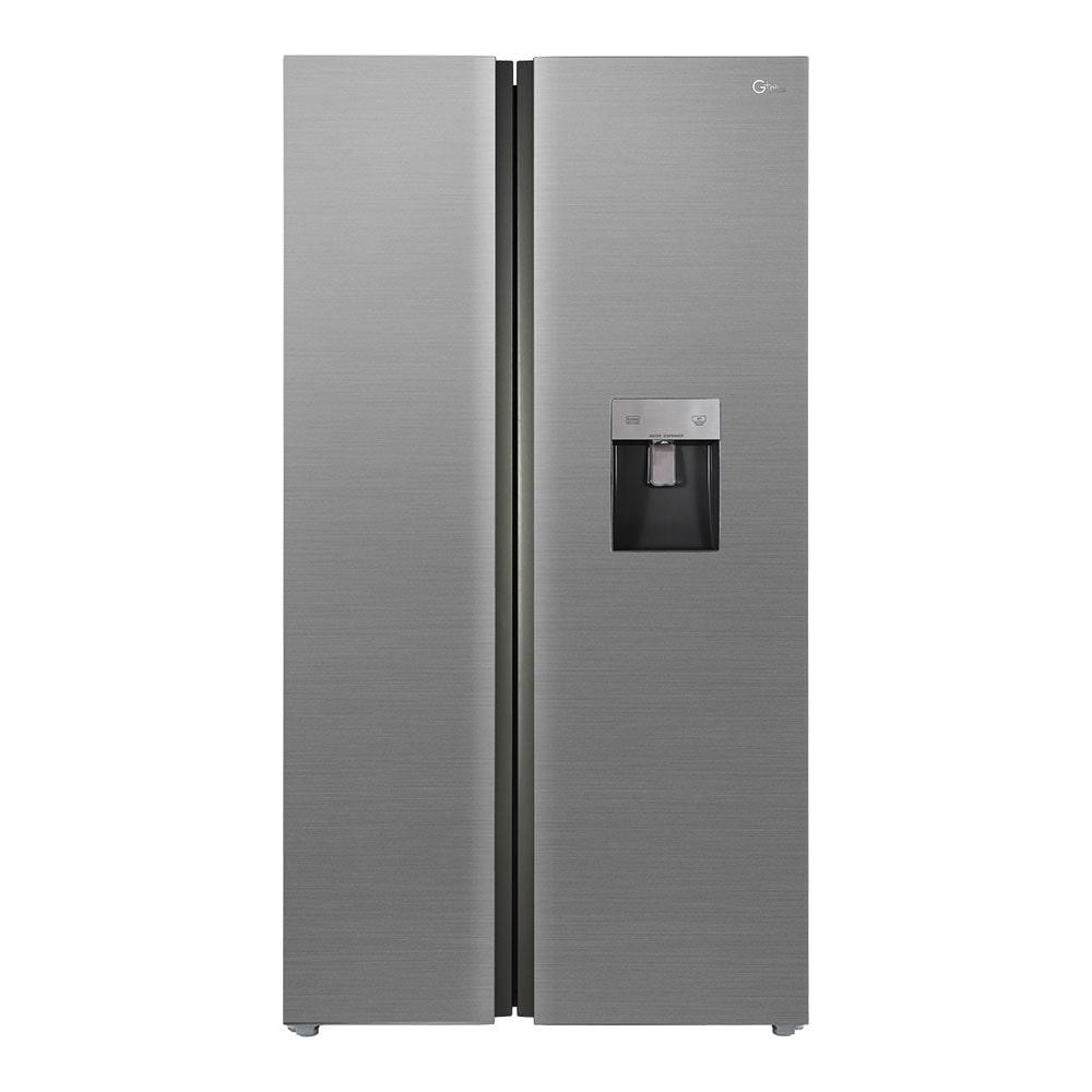 فروش نقدی و اقساطی یخچال و فریزر ساید بای ساید جی پلاس مدل GSS-K723T