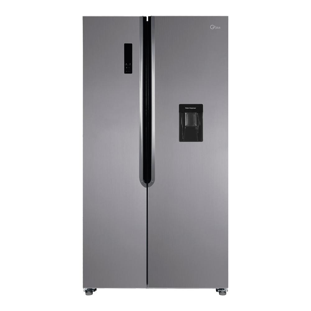 فروش نقدی و اقساطی یخچال و فریزر ساید بای ساید جی پلاس مدل GSS-K717