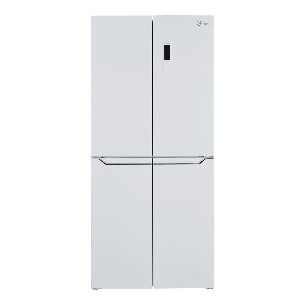 فروش نقدی و اقساطی یخچال و فریزر ساید بای ساید جی پلاس مدل GSS-K916W