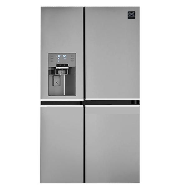 فروش نقدی و اقساطی یخچال و فریزر ساید بای ساید دوو مدل D4S-0036SS