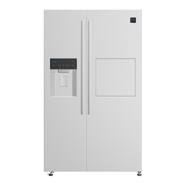 فروش نقدی و اقساطی یخچال و فریزر ساید بای ساید دوو مدل D4S-3340MW