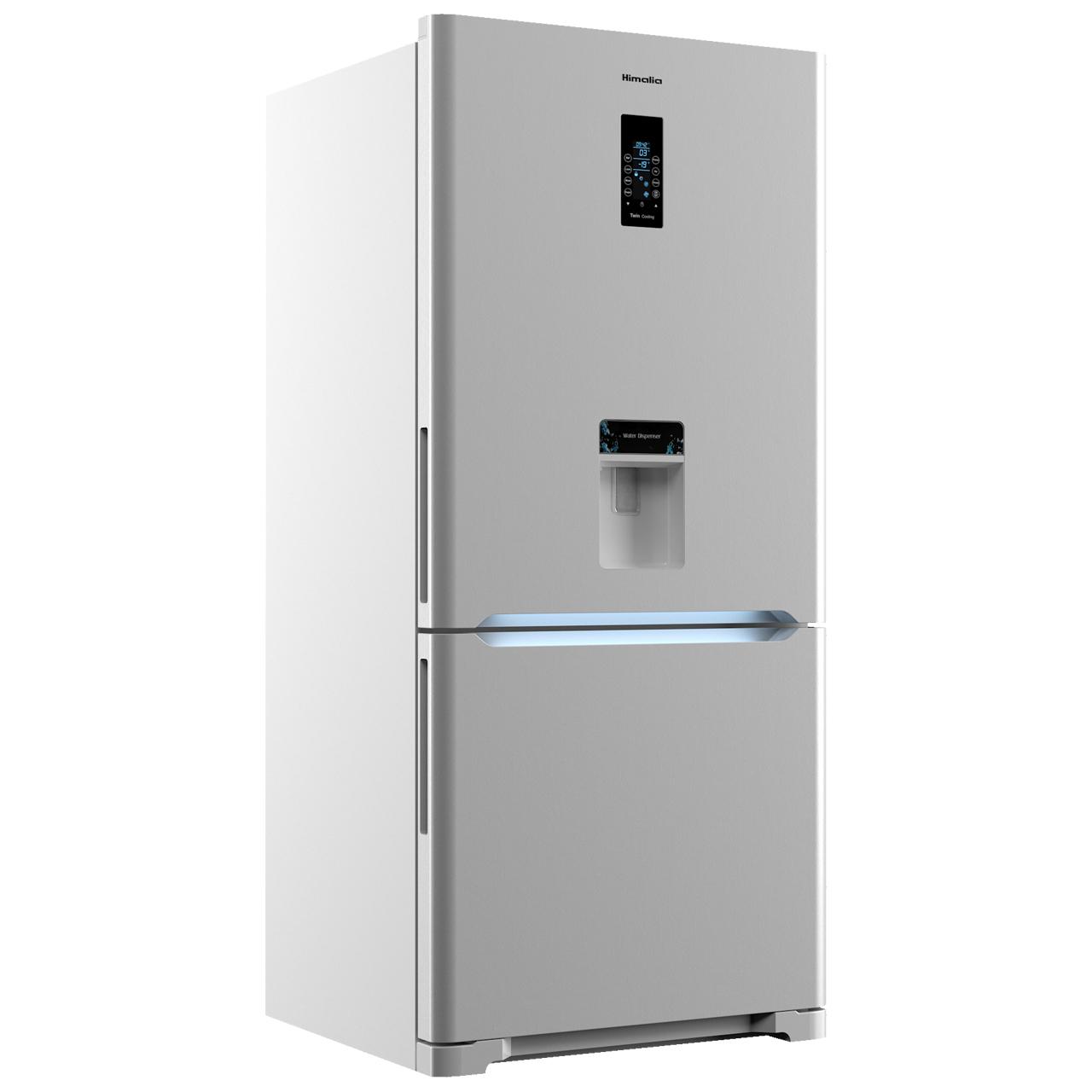 فروش نقدی و اقساطی یخچال و فریزر هیمالیا مدل HRFN60501