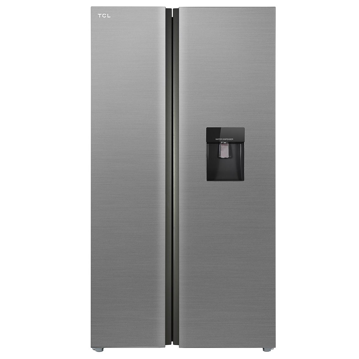 فروش نقدی و اقساطی یخچال و فریزر ساید بای ساید تی سی ال مدل S545-AWD/ASD/AGD/AMD
