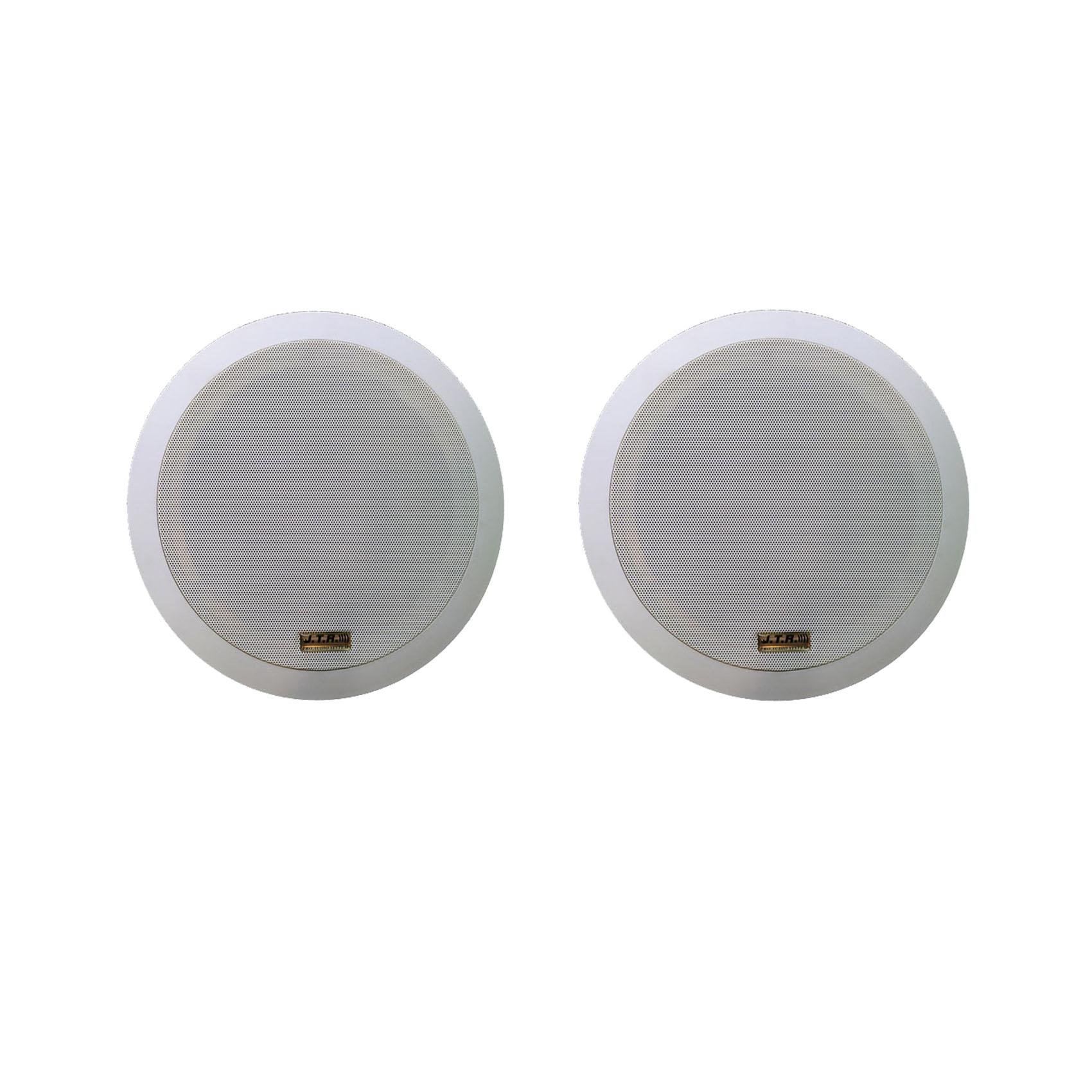 فروش نقدی و اقساطی اسپیکر سقفی بلوتوثی جی.تی.آر مدل JM610 بسته دو عددی