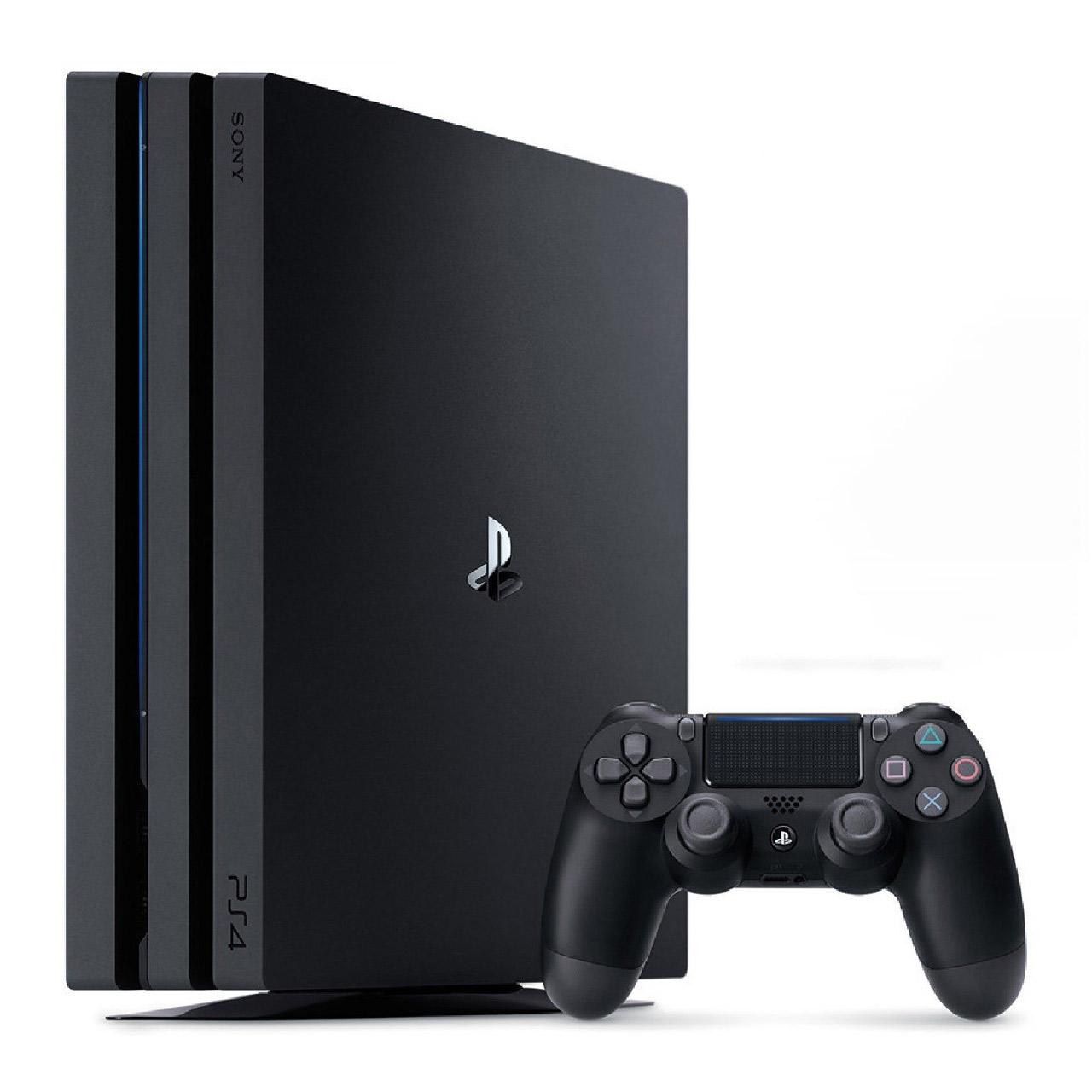 فروش اقساطی کنسول بازي سوني مدل Playstation 4 Pro کد CUH-7116B Region 2 - ظرفيت 1 ترابايت