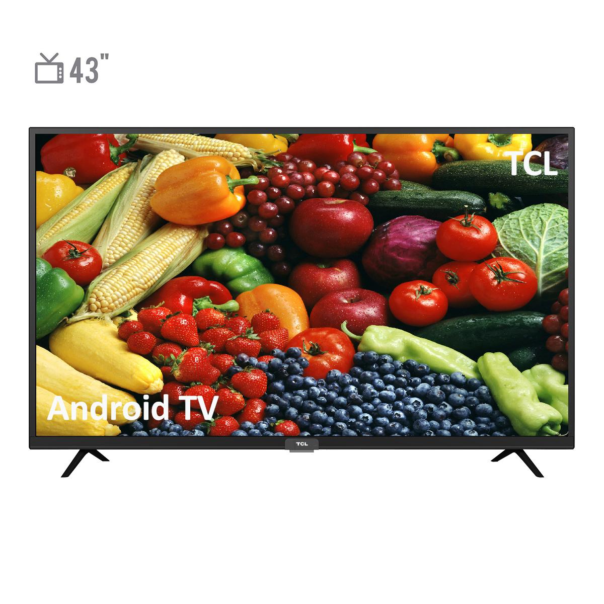فروش نقدی و اقساطی تلویزیون TCL مدل 43S6510