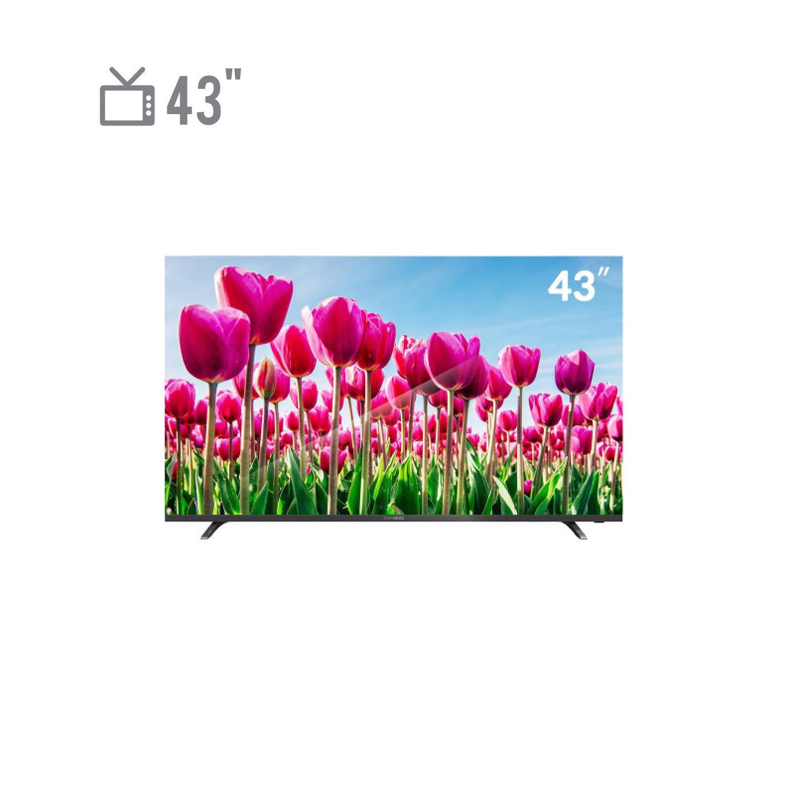 فروش نقدی و اقساطی تلویزیون ال ای دی دوو مدل DLE-43K4311 سایز 43 اینچ