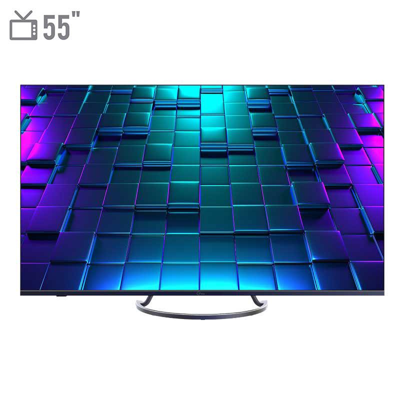 فروش نقدی و اقساطی تلویزیون ال ای دی هوشمند جی پلاس مدل GTV-55LU821S سایز 55 اینچ