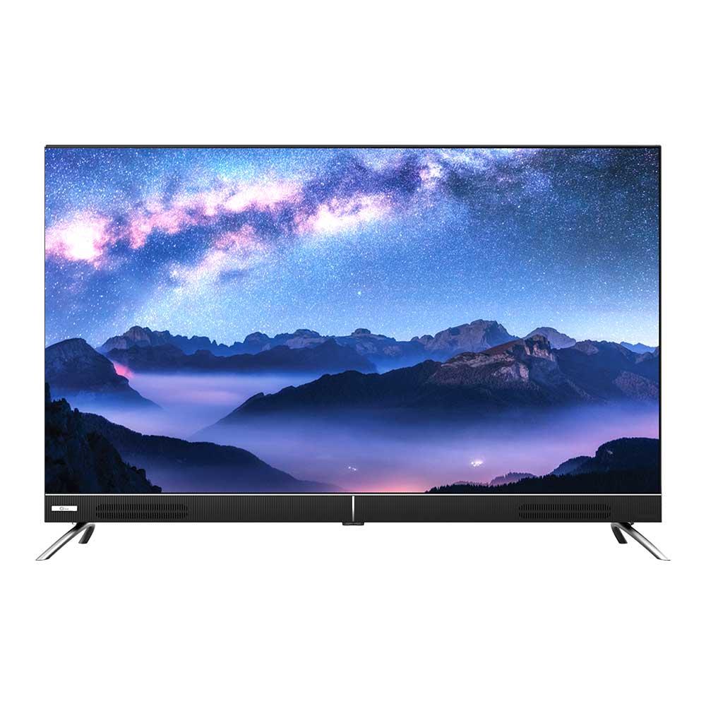 فروش نقدی و اقساطی تلویزیون ال ای دی هوشمند جی پلاس مدل GTV-55LU722S سایز 55 اینچ