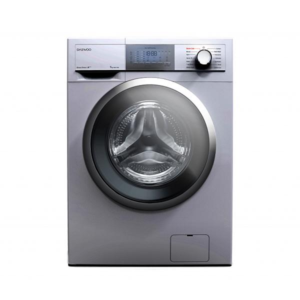 فروش نقدی و اقساطی ماشین لباسشویی دوو مدل DWK-7143 ظرفیت 7 کیلوگرم