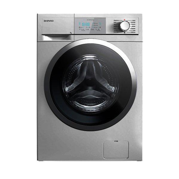 فروش نقدی و اقساطی ماشین لباسشویی دوو مدل DWK-7103 ظرفیت 7 کیلوگرم
