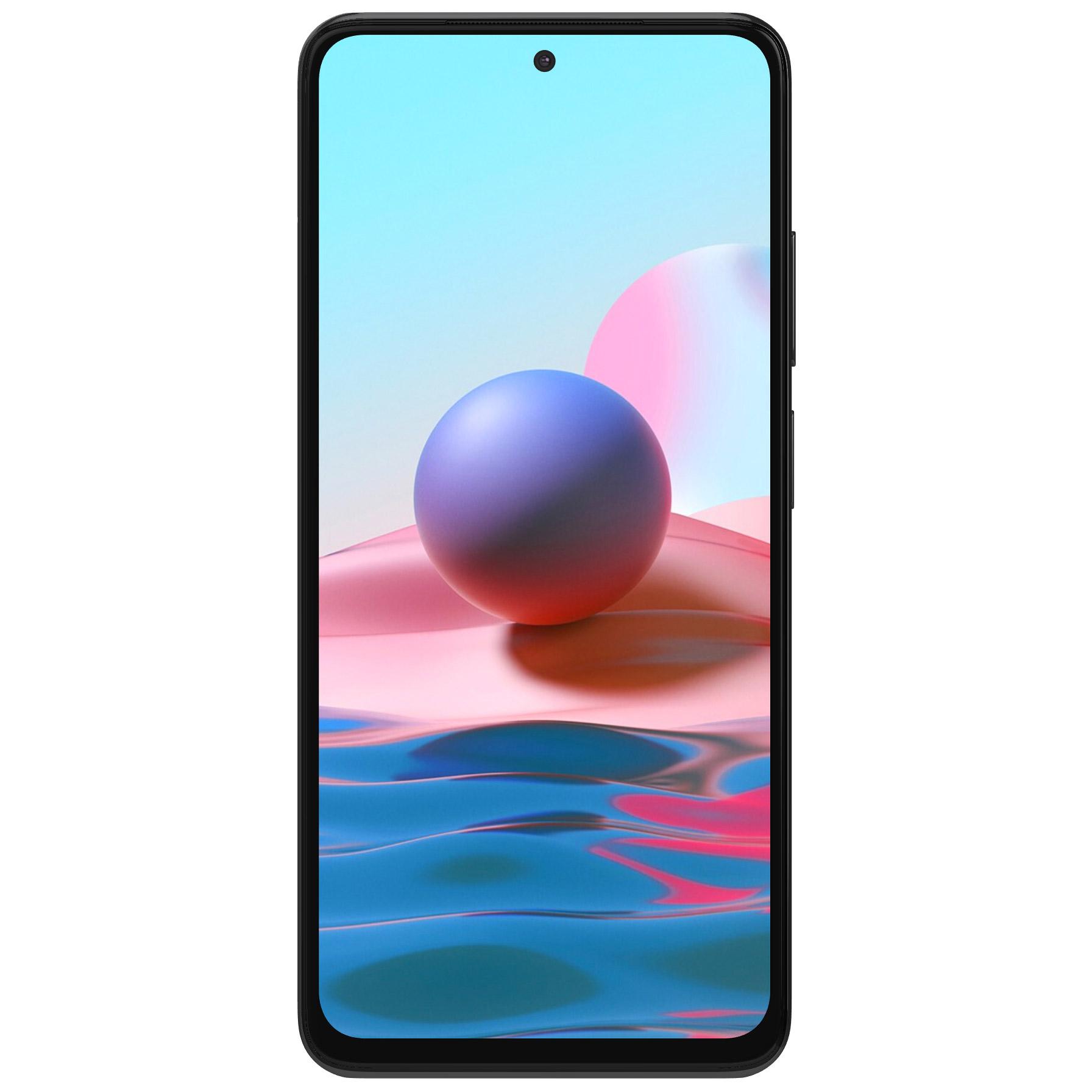 فروش نقدی و اقساطی گوشی موبایل شیائومی مدل Redmi Note 10 M2101K7AG دو سیم کارت ظرفیت 128 گیگابایت و رم 6 گیگابایت