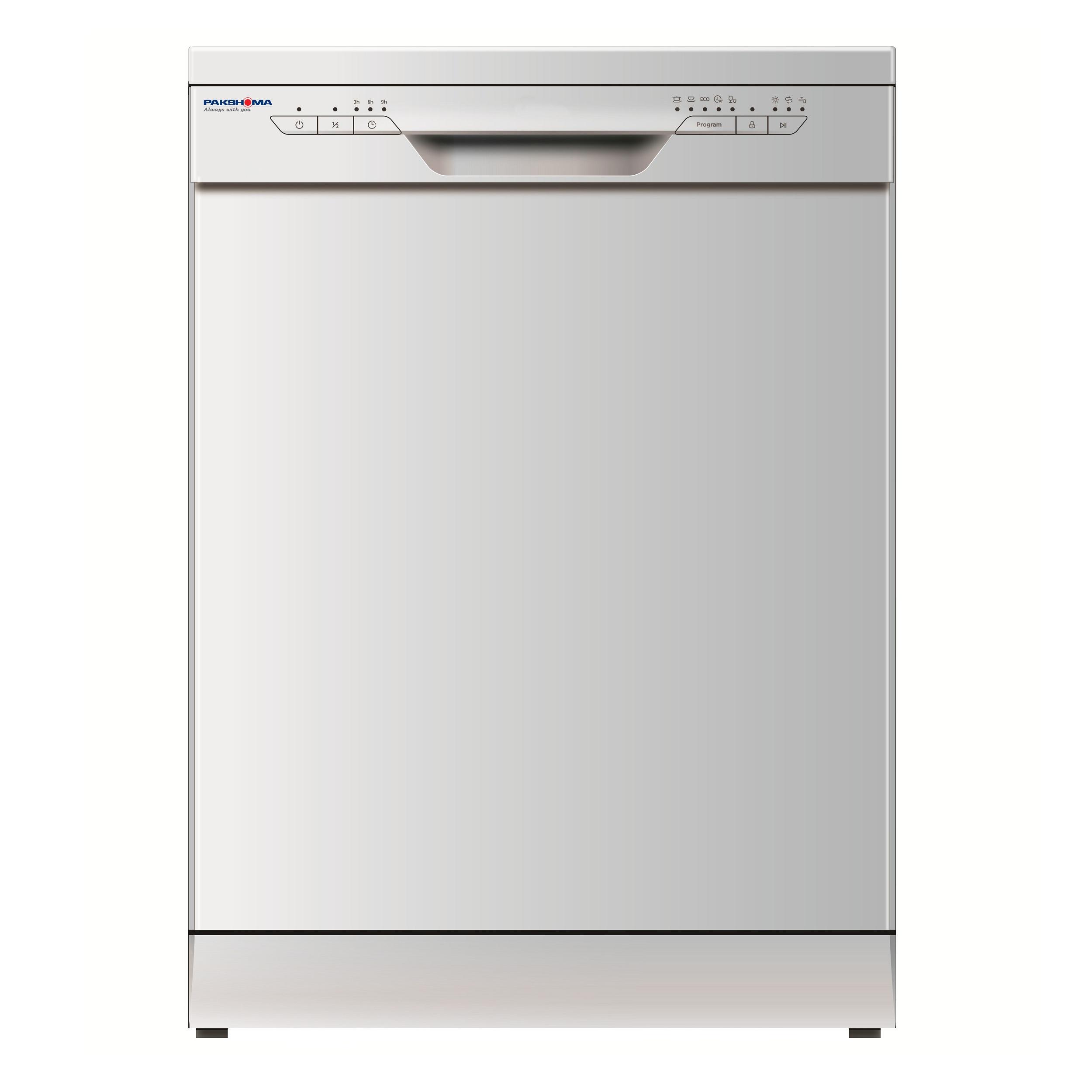 فروش نقدی و اقساطی ماشین ظرفشویی پاکشوما مدل MDF-14201