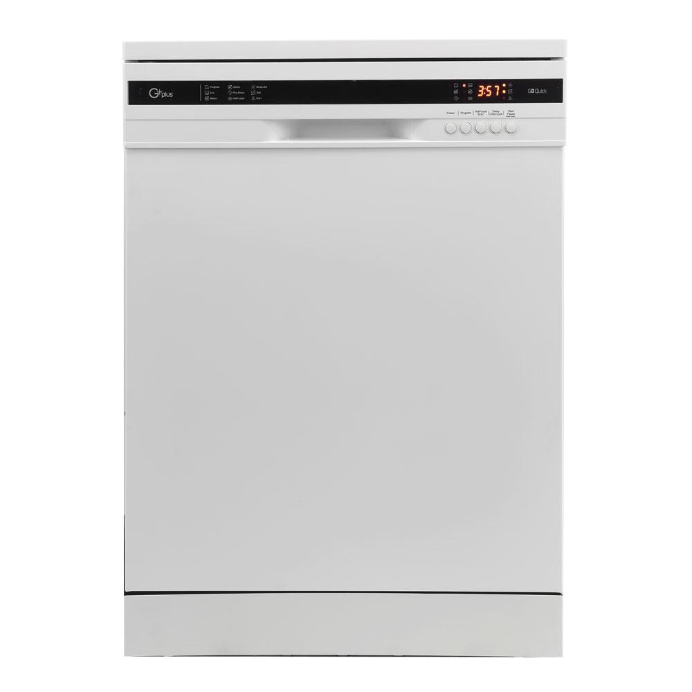 فروش نقدی و اقساطی ماشین ظرفشویی جی پلاس مدل GDW-K351