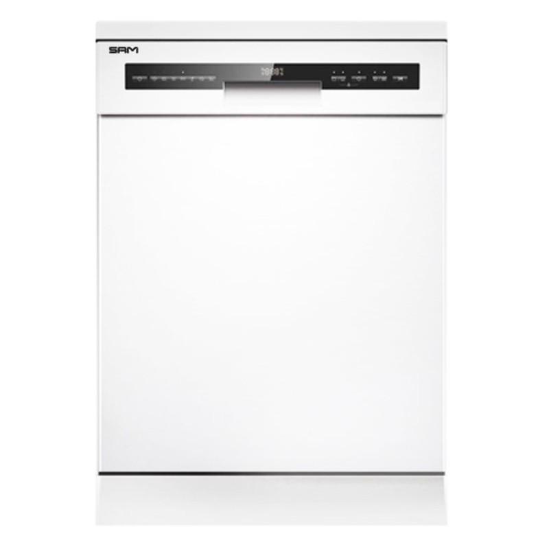 فروش نقدی و اقساطی ماشین ظرفشویی سام مدل DW-180