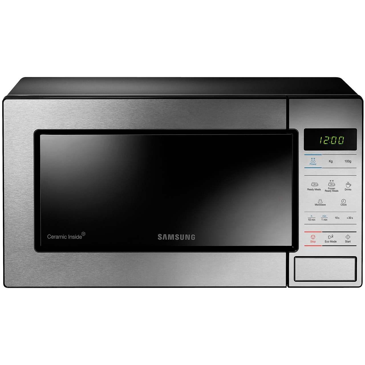 فروش اقساطی مایکروفر رومیزی سامسونگ مدل SAMSUNG Microwave Oven GE234STS 23Liter