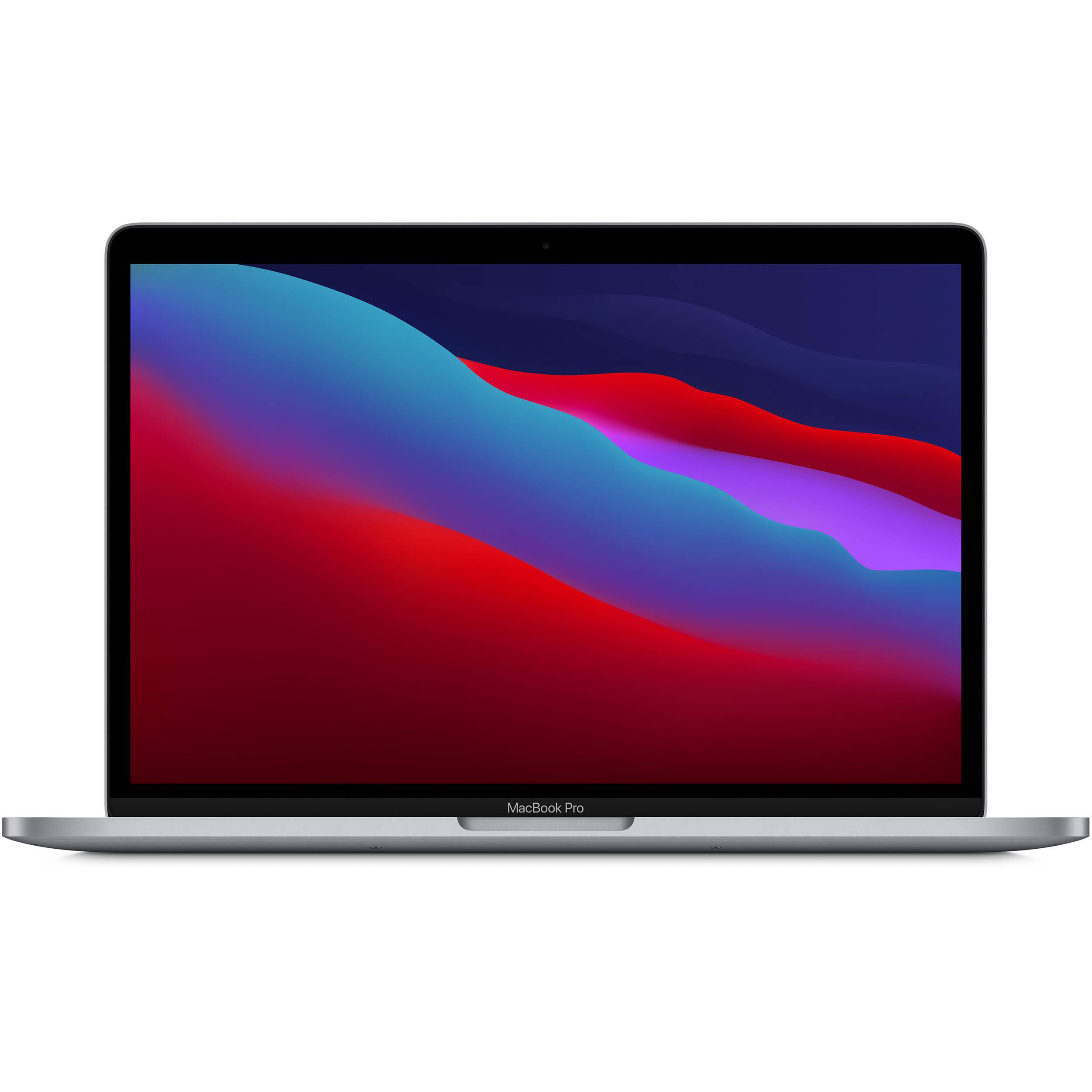 فروش نقدی و اقساطی لپ تاپ 13 اینچی اپل مدل MacBook Pro MYD82 2020 همراه با تاچ بار