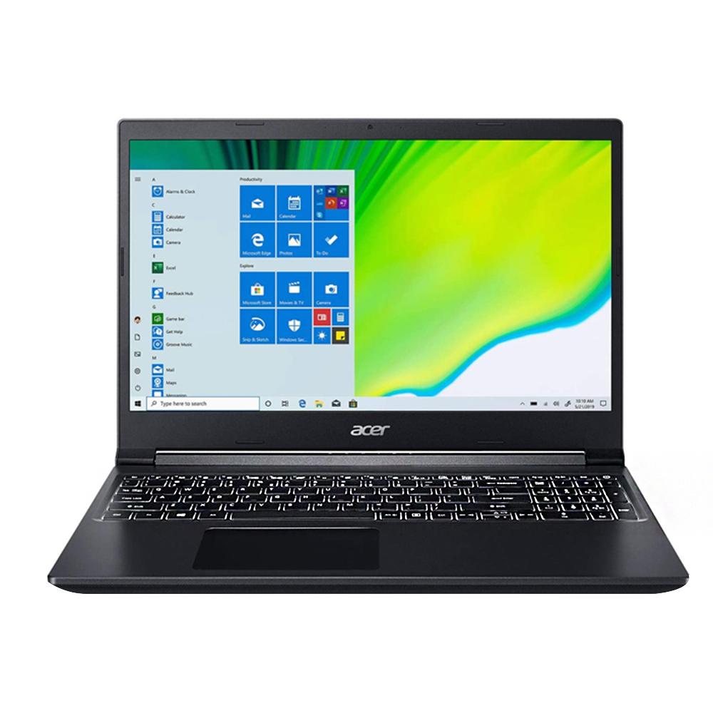 فروش نقدی و اقساطی لپ تاپ 15 اینچی ایسر مدل Aspire A715-75G-766D