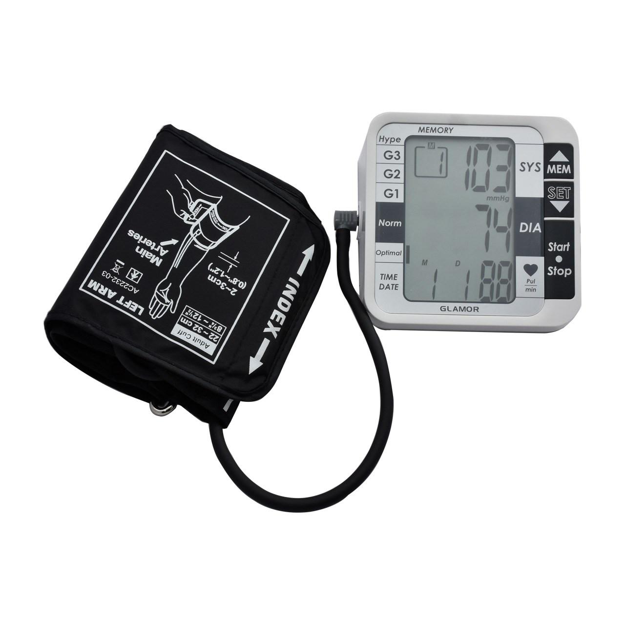 فروش اقساطی فشار سنج دیجیتال گلامور مدل TMB-1112